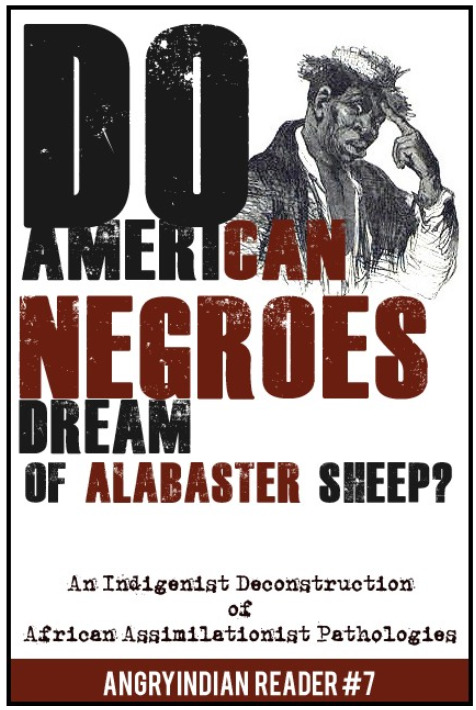 Do American Negroes Dream of Alabaster Sheep?