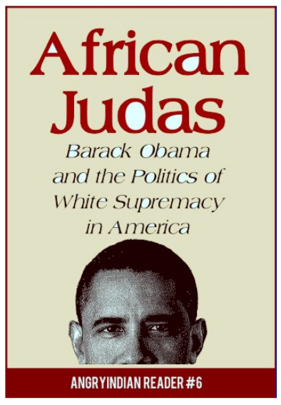AFRICAN JUDAS: The Politics of White Supremacy in America